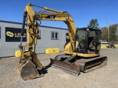 Caterpillar 308C CR Mini Hydraulic Excavator