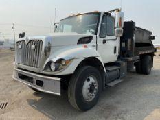 2009 International 7500 Asphalt Patch Truck