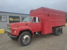 1992 Ford Chip Truck