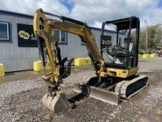 Caterpillar 302.7D CR Mini Hydraulic Excavator