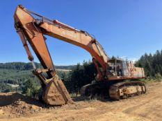 Hitachi EX700H Hydraulic Excavator