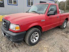 2009 Ford Ranger Pickup