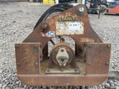 Stanley HS-60 Hydraulic Hoe Pack