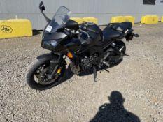 2015 Yamaha FZ1 Motorcycle
