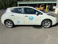 2011 Nissan Leaf Hatchback Sedan