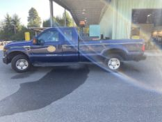 2008 Ford F250 XL SD Extra Cab Pickup