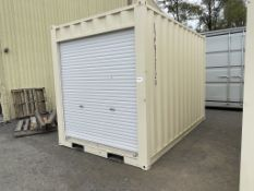 2021 12' Shipping Container
