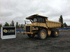 1978 Caterpillar 769C Articulated Dump Truck