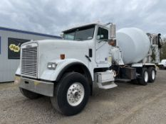 1998 Freightliner T/A Mixer Truck