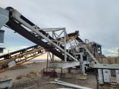 Eagle 2036 Portable Jaw Crusher