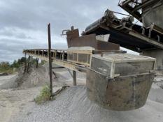 Spomac 60 ft. Conveyor