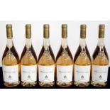 6 bts Whispering Angel Côtes de Provence Rosé 2019 oc Caves D'Esclans