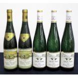 1 bt S.A. Prüm Graacher Himmelreich Riesling Auslese 1993 M.S.R. Vsl bs, vsl torn label 1 bt S.A.