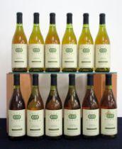 12 bts Grant Burge Chardonnay 1992 oc - sl damaged Barossa Valley 3 vts, 5 ts, 1 us/ts, vsl stl