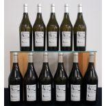 11 bts Benoît Mulin Chardonnay V.V. Arbois, 2010 oc (2 x 6) Jura, Le Cellier des Tiercelines