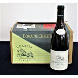 6 bts Chablis Grand Cru Les Clos 2012 oc Dom Christian Moreau