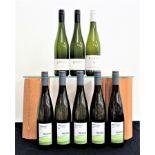 2 bts G. Stepp Cuvée Blanc 2018 Pflaz 1 bt Gerhard Klein Gelber Muskateller 2018 5 bts Wittmann