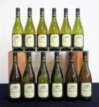 12 bts Pouilly-Fumé 1996 oc Henri Bourgeois 3 hf, 7 hf/i.n, 2 i.n