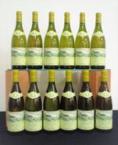 12 bts Chablis 1er Cru Les Vaillons 2002 oc Dom Billaud-Simon 8 i.n, 2 vts, 2 ts