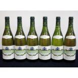6 bts Chablis 1er Cru Les Vaillons 1997 Dom Long-Depaquit, Albert Bichot 4 i.n, 1 vts, 1 ts