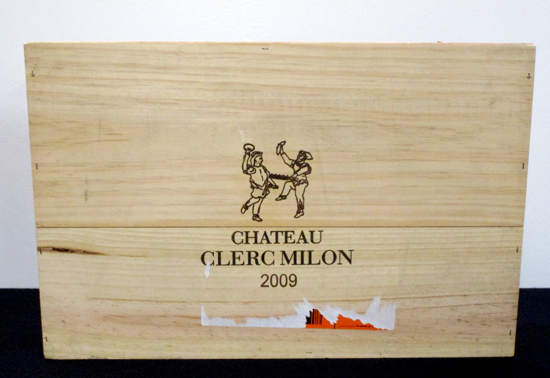 6 bts Ch. Clerc Milon 2009 owc Pauillac, 5me Cru Classé