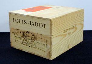 6 bts Grands Echezeaux Grand Cru 2009 owc Louis Jadot