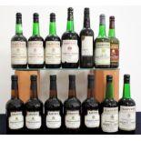 4 75-cl bts Harveys Bristol Cream (Brown Glass) Original Superior Sherry 1 70-cl bt Harveys