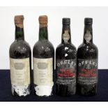 2 bts Cockburn's 1960 Vintage Port EB (The Wine Society) i.n, base of neck, bs, chipped wax 2 bts