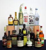 1 75 cl bt Bols Cherry Brandy 24% 1 bt believed 500-ml Cherry Heering 43° proof stl 1 litre bt