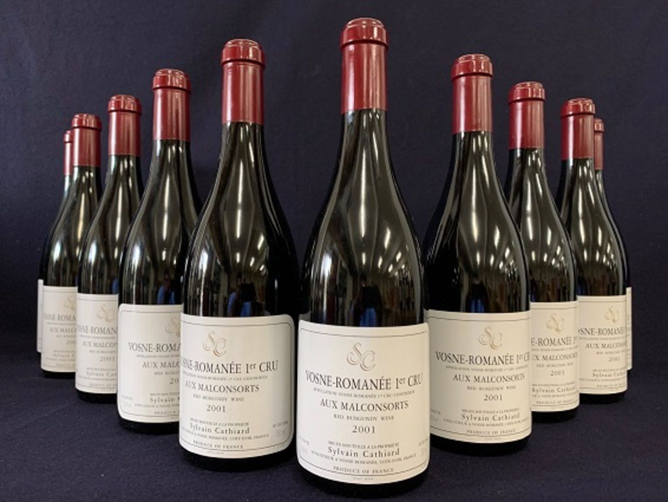 Fine, Rare & Affordable Wines & Spirits - live-online auction - J. Straker Chadwick & Sons