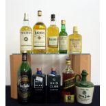 1 litre bt Glenfiddich Special Old Reserve Single Malt 86° US, ullaged (ls) 2 70-cl bts Haig Club