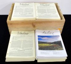 A Collection of The Wine Advocate October 2007- December 2017 Issues 173-234 (missing 201)