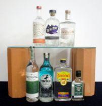 1 70-cl Breindal Welsh Gin Rhaeadr Fawr Distillery 37.5% 1 70 cl bt Cuckoo Solace Gin 40% 1 litre bt