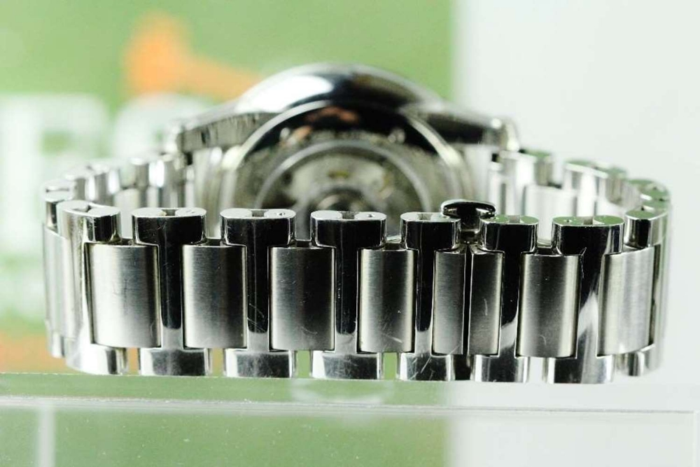 NOW SOLD PLEASE DO NOT BID-Montblanc Timewalker UTC Automatic Bracelet Edition - Image 5 of 10