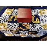 Cartier Scarf Panther Motif Edition 100% Silk