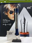 Montblanc Andy Warhol Characters Special Edition Ballpoint Pen