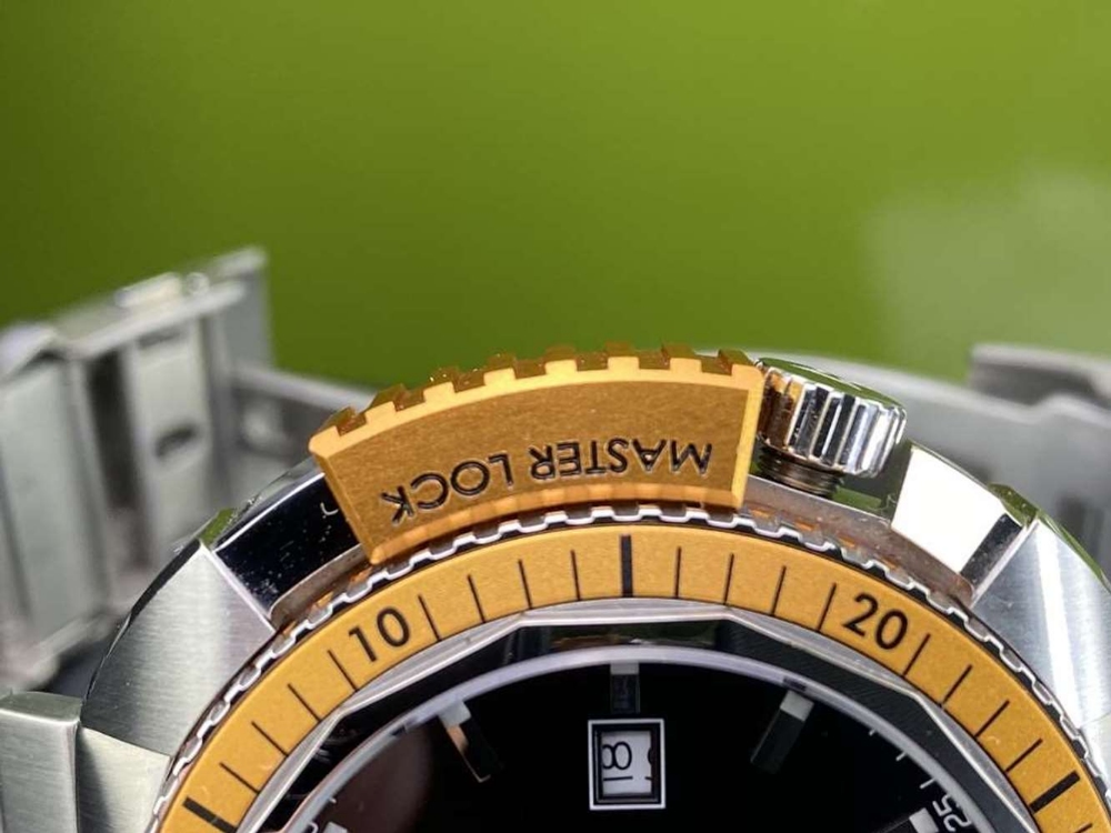 Edox Hydro Sub Mens Swiss Quartz 500m Dive Watch - Image 6 of 11