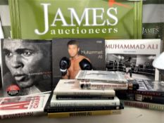 Muhammad Ali Boxing Hardback Collection Some New Examples Included