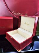 Cartier Vintage Jewellery/Trinket Leather Case