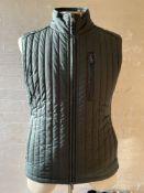 Hackett London Gent`s Designer Gillet & Under Jacket Warmer-Olive