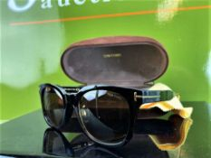 Tom Ford Designer Sunglasses & original Packaging Ex Display Example