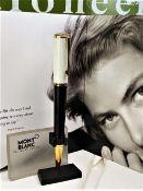 Montblanc Ingrid Bergman `La Donna` Special Edition- Rollerball Pen