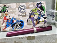 DC Montegrappa Special Edition Cat Woman Ballpoint Pen. BNIB