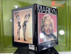 """Marilyn Monroe """" A Hollywood Life"""" Hardback Book By Ann Lloyd"""