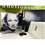 Mont-Blanc Marlene Dietrich Special Edition Ballpoint Pen