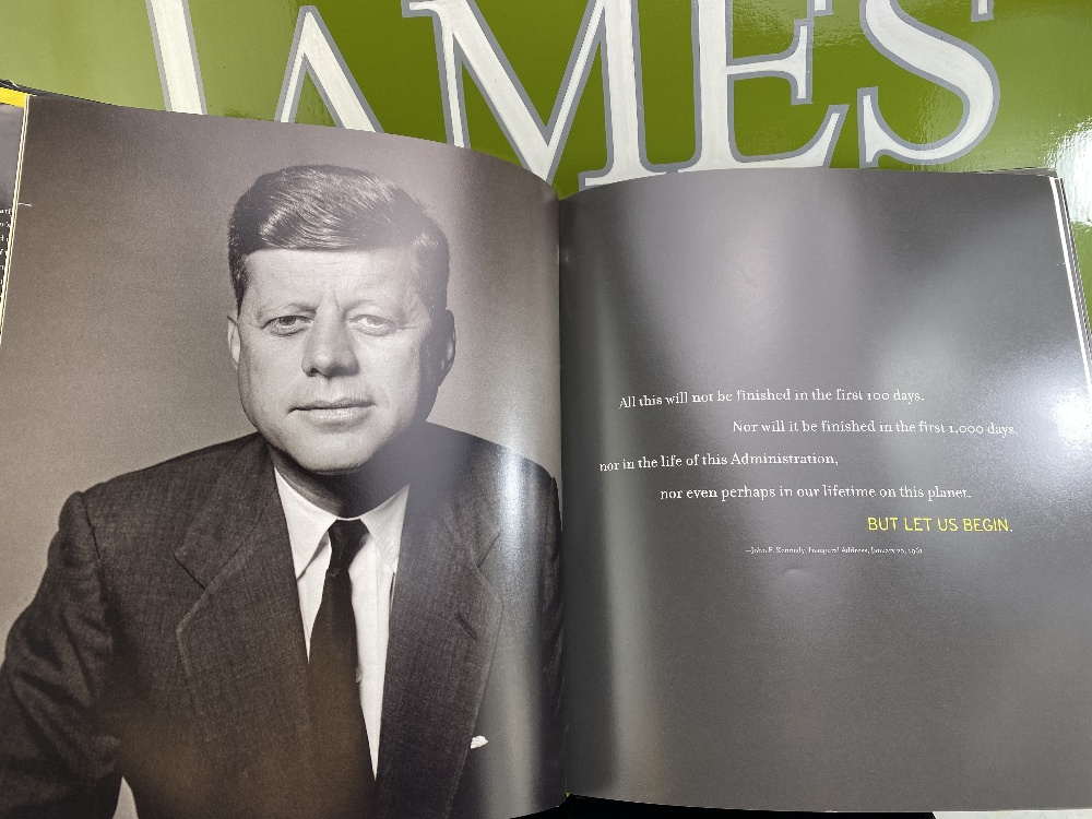 Richard Avedon The Kennedys Portrait of Family Shannon Thomas Perich Smithsonian - Image 5 of 5