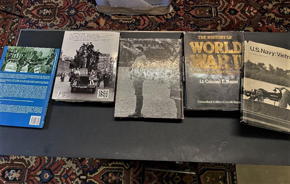 World War 2 Hardback Collection of Books - Image 4 of 4