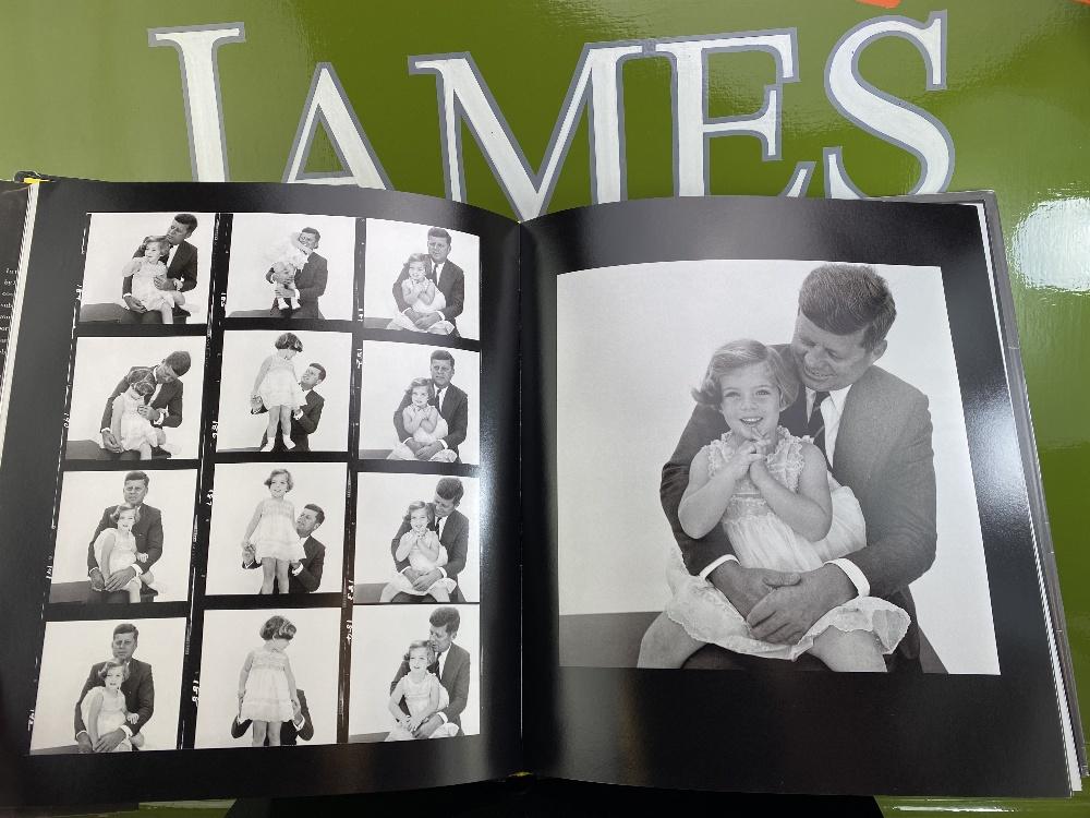 Richard Avedon The Kennedys Portrait of Family Shannon Thomas Perich Smithsonian - Image 3 of 5