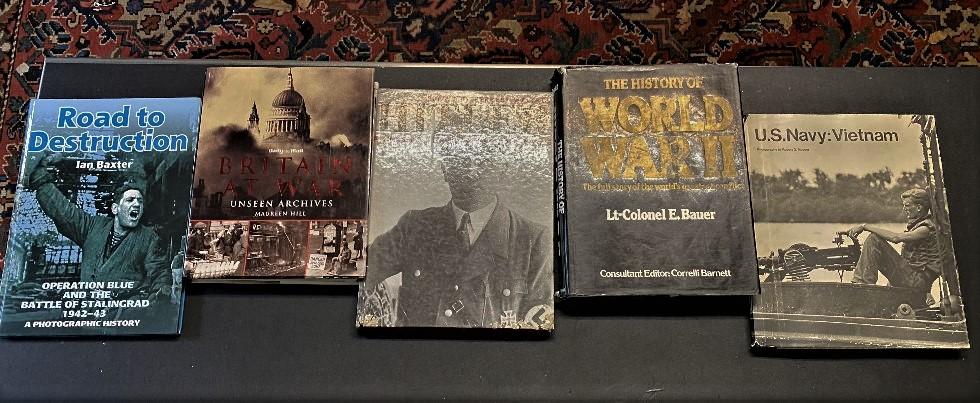 World War 2 Hardback Collection of Books - Image 2 of 4