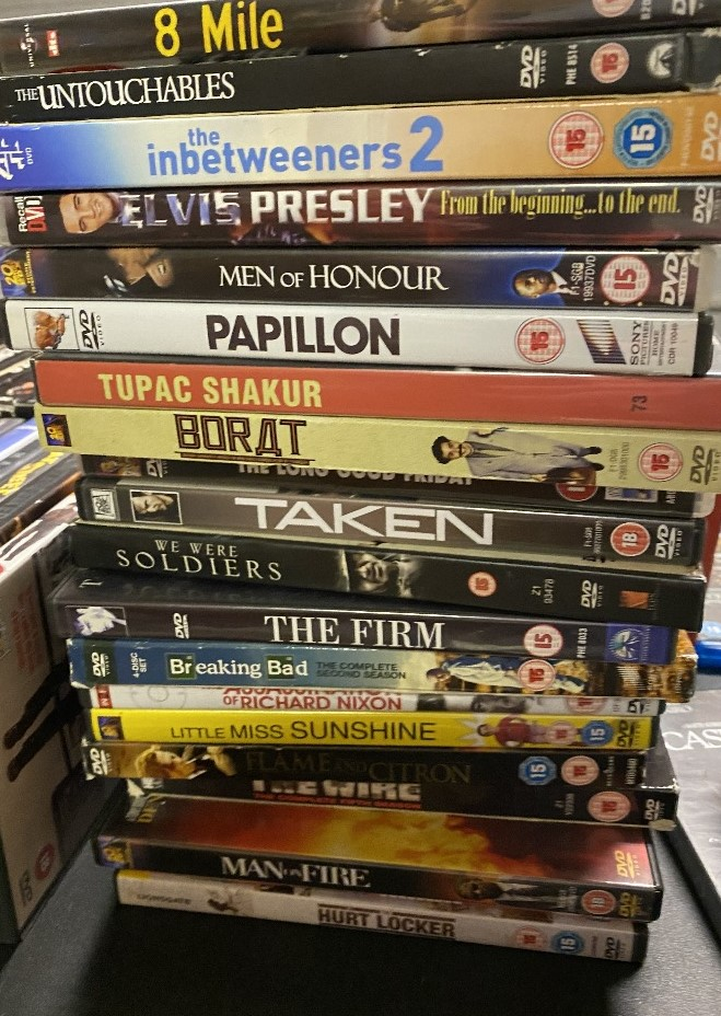 Large Collection DVD`s Including Box sets and Blu-Ray`s - Image 2 of 6